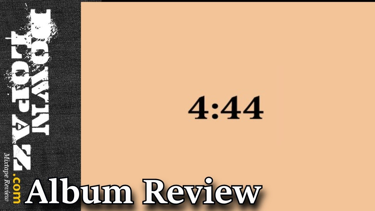 Jay Z - 4:44 Part 2 | Album Review - YouTube