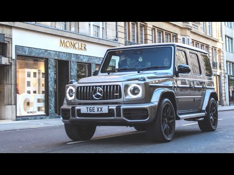 FIRST DRIVE IN MY 2019 MERCEDES G63 AMG