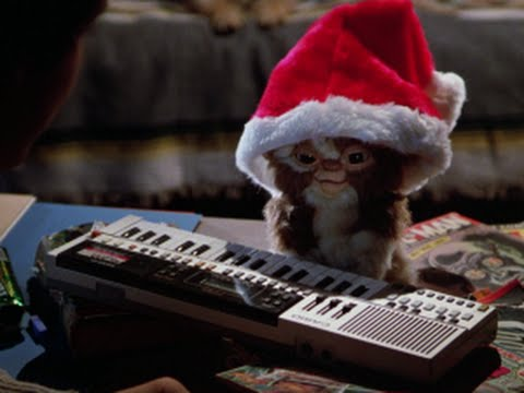 Why cant I hate christmas? Gremlins said it best! HD