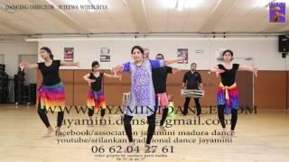 Sri lankan traditional dance GODA SARABA 9