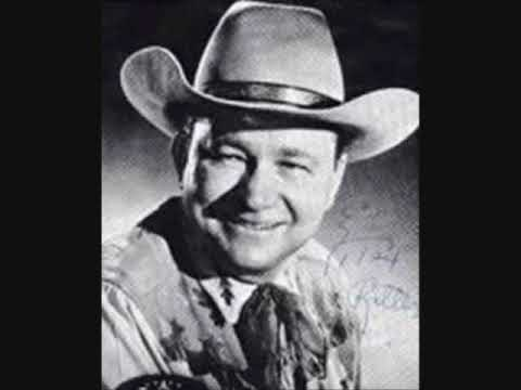 Tex Ritter--The Deck Of Cards