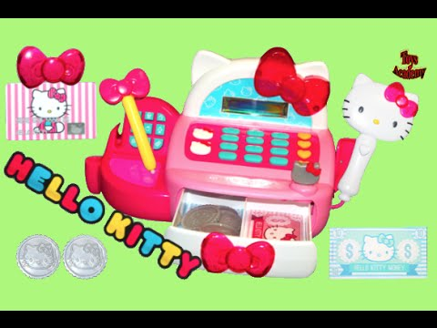 Playdate with Hello Kitty  Cash Register | Toys Academy