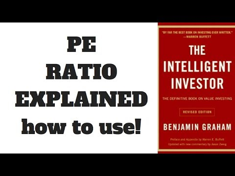 PE RATIO EXPLAINED - HOW TO USE PRICE EARNINGS RATIO FOR STOCK MARKET DECISIONS