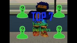 Top 7 Youtubers clickbaiteros de Roblox-Mixmax856