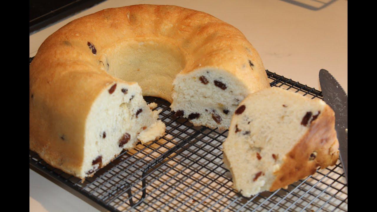 I Would Like To Make A Yeast Cake