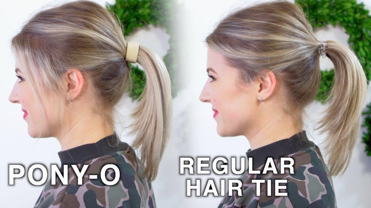 PONY-O Revolutionary Hair Accessories  ca8bad708da