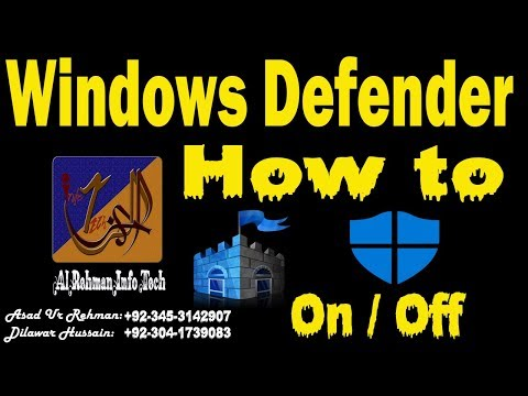 how-to-disable-or-enable-windows-defender(real-time-protection)-in-windows-10