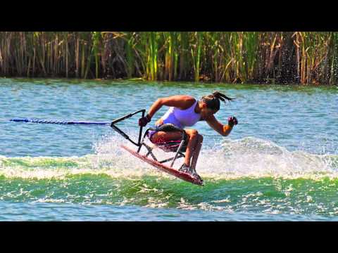 2011 World Disabled Water Ski Championships, West Chester, Ohio, USA