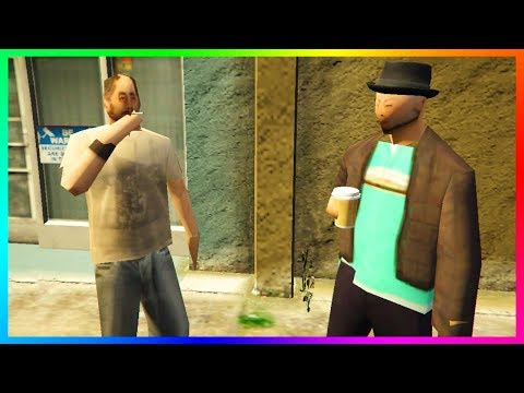 Playing GTA 5 With The Worst Graphics Possible - GTA 5 Lowest Graphics Settings Possible! (GTA V)