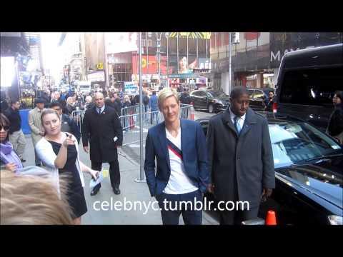 Revenge Actor Gabriel Mann sharing love with  in New York