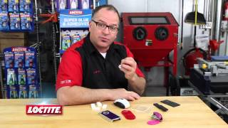 Bonding Plastics with Loctite Super Glue
