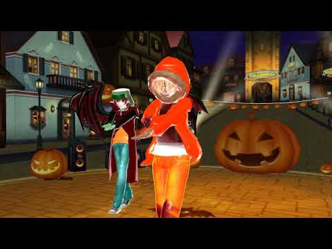 [MMD X South Park] - Happy Halloween
