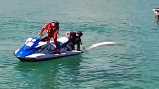 Aparece muerta una ballena en una playa de la localidad lucense de Cervo