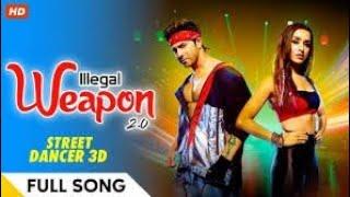 Mera Nakhra Hai Teekhi Talwar warga    Illegal Weapon 2.0 - Street Dancer 3D   Varun D, Shraddha K