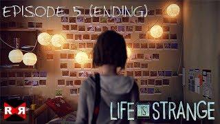 Life Is Strange: Episode 5 (ENDING) - iPhone X TRUE HD Full Walkthrough Gameplay