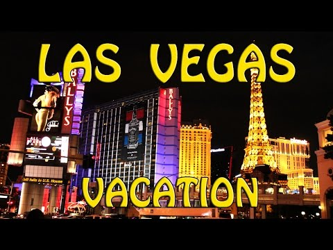 LAS VEGAS VACATION (HD)