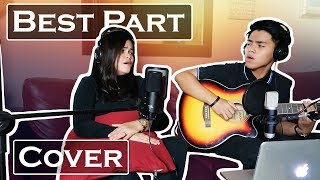 Download Lagu Best Part - Daniel Caesar (feat. H.E.R.) || Acoustic Cover by Aljomar and Margie Jularbal Mp3