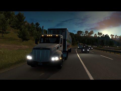 American Truck Simulator #2 - Hello Jackpot