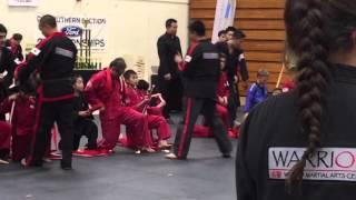 World Martial Arts Center JR. Red Belt Ceremony