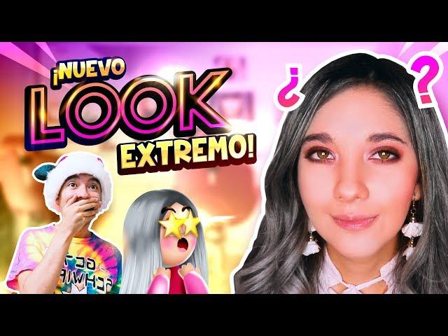 ESTE FUE MI CAMBIO EXTREMO (ME PINTE TODO EL CABELLO) - Amara Que Linda