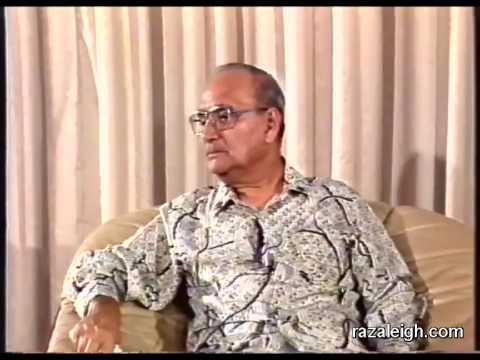 Tun Hussein Onn 1987 - Nasihat untuk UMNO