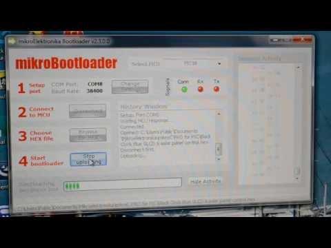 Pic Bootloaders from MikroElektronika Pic18F46K22