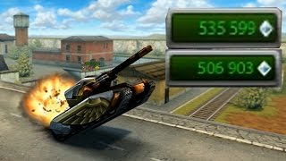 Tanki Online | SPENDING 1 MILLION ON HORNET & RAIL XT (+ giveaway)