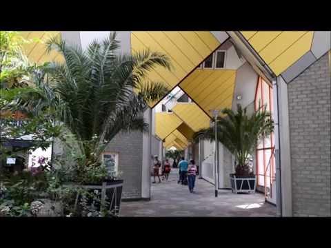 Kubus Huizen Rotterdam A Tourist Guide Holland Tour