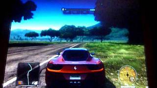 Test drive unlimited 2 TDU2 gameplay 9500gt dual core E5300