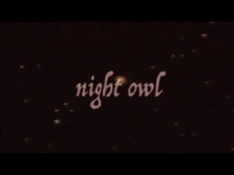 Night Owl by Emilie Mover - Album Trailer
