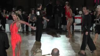 Pro Latin dance competition, Vegas Open 2016 Timea Potys & Zsolt Katona