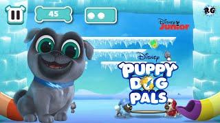 Puppy Dog Pals - Caminando sobre el Hielo /Bolas de Nieve - Disney Junior