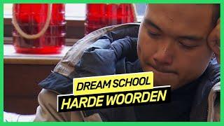Eric confronteert Milo met harde woorden | DREAM SCHOOL 2020 | NPO 3 Extra