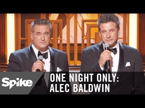 Billy Baldwin & Daniel Baldwin on Getting Confused for Their Brother  One Night Only: Alec Baldwin
