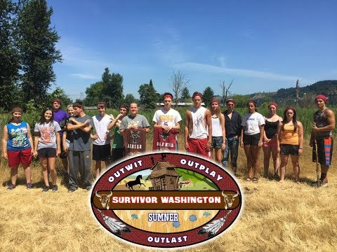 "Survivor Washington: Sumner - Episode 11 - ""I'm Pretty Amazing, Hate to Say It"""