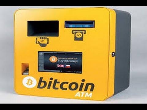 How Do You Use A Bitcoin ATM?