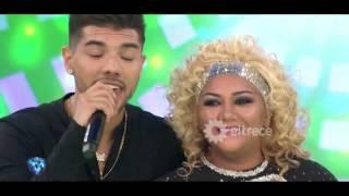 """vuclip La Bomba Tucumana cantó junto a su hijo """"Mami querida"""""""