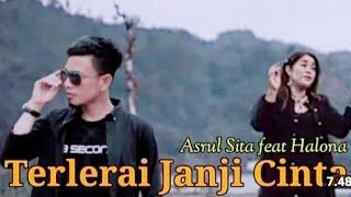Terlerai Janji Cinta - Fatricia Halona feat Asrul Sita (Official music video)