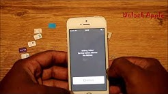 Factory Unlock✔️Sim/Carrier/Network Unlock Any Carrier Any IPhone in World Permanently October 2018