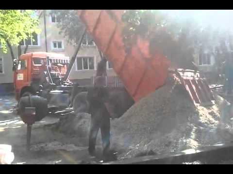 Доставка известкового щебня Дзержинск