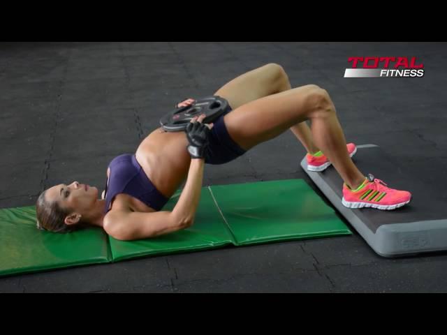 Rutina semanal para mujeres - Gym