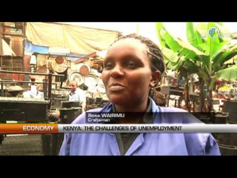 Kenya: The challenges of unemployment