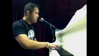 Nỗi Lòng Người Đi - Anh Bằng - Uy Vu (live acoustic cover)