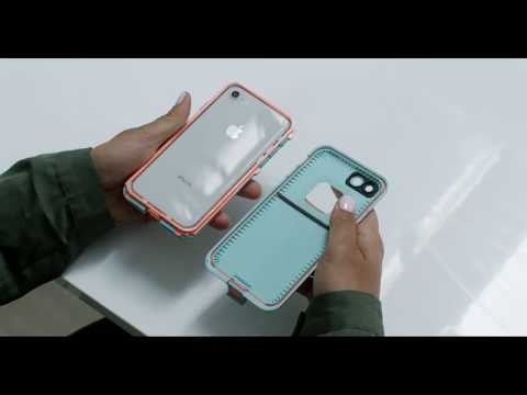 Install Guide For LifeProof FRĒ For IPhone 7/7+, 8/8+ And IPhone X