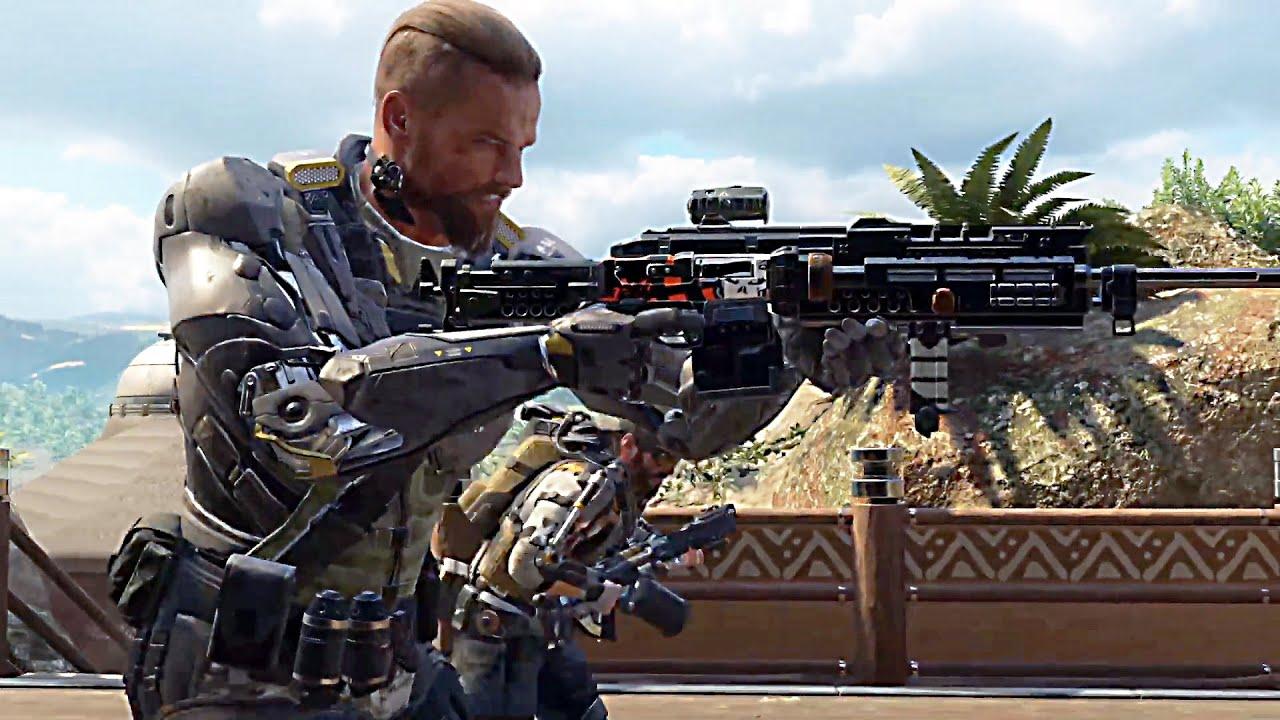 e59d42e8f9 Call of Duty Black Ops 3 Gameplay E3 2015 - YouTube