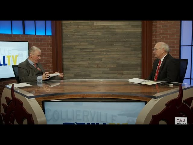 Episode 1: A Post-Covid Vision of Collierville (with Mayor Stan Joyner)