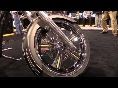 Custom Chopper To Benefit Shooting Sports