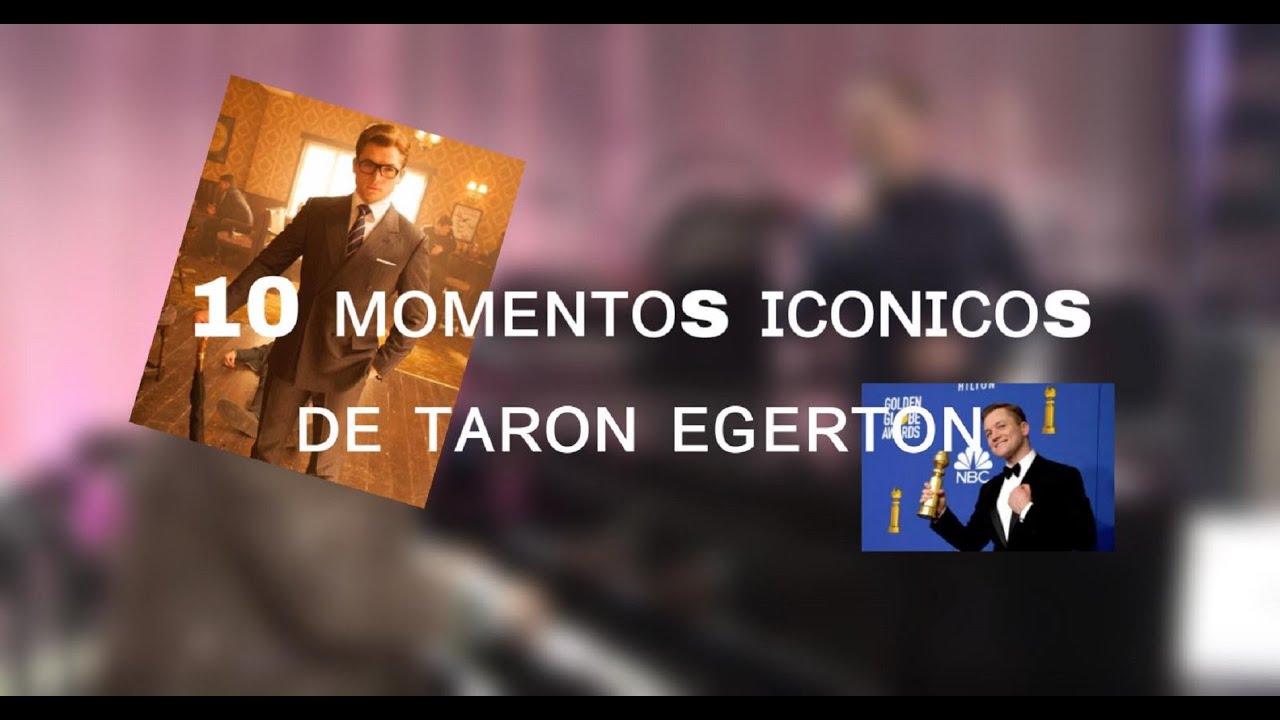 10 Momentos Iconicos de Taron Egerton