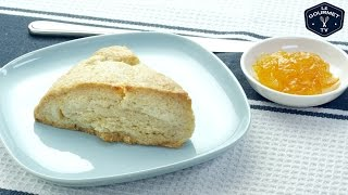 Cream Scones Recipe - Le Gourmet Tv 4k
