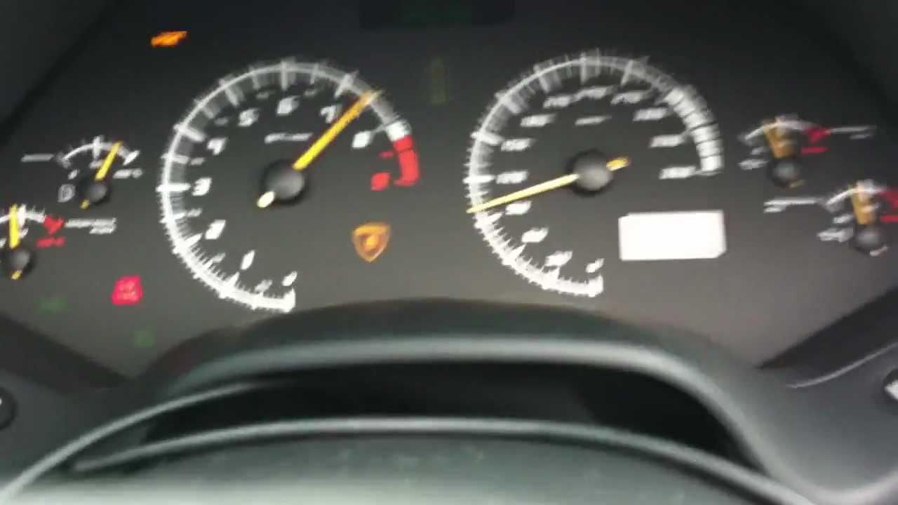 Lamborghini Murcielago Lp640 4 0 200 Km H 0 124 Mph